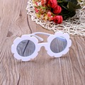 Toddler Summer Accessories Kids Baby Girls Beach Child Baby Sun Outdoor Wear Sunflower Kids Gift preview-2