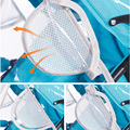 Stroller Accessories Waterproof Rain Cover Transparent Wind Dust Shield Zipper Open Raincoat For Baby Strollers Pushchairs Rainc preview-6