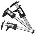 Digital Electronic Carbon Fiber Vernier Caliper Gauge Micrometer Measuring Tool preview-1