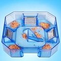 4pcs Cockroach Trap Fifth Upgrade Safe Efficient Anti Cockroaches Killer Plus Large Repeller No Pollute For Home Office Kitchen preview-4