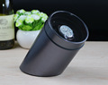 battery powered Black Single Watch Winder for automatic watches watch box automatic winder storage display case box preview-2