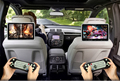 """10.1"""" 1024*600 Car Headrest with Monitor DVD Video Player Portable Car TV Monitor USB/SD/HDMI/IR/FM TFT LCD Touch Button Games preview-5"""