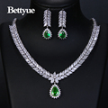 Bettyue Charming Fashion Elegance Cubic Zircon Multicolor Europe And America Style Wholesale Jewelry Sets Women Noble Ornament preview-4