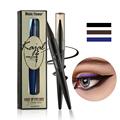 1pc Waterproof Eyeliner Black/Blue/Brown Matte Longlasting Eye Makeup Quick Drying Smudge-proof Eyeliner Pencil wholesale preview-3