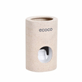 Automatic Toothpaste Dispenser Dust-proof Toothbrush Holder Wall Mount Stand Bathroom Accessories Set Toothpaste Squeezers Tooth preview-4