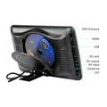 """10.1"""" 1024*600 Car Headrest with Monitor DVD Video Player Portable Car TV Monitor USB/SD/HDMI/IR/FM TFT LCD Touch Button Games preview-6"""