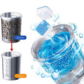 1/4 Tab Washing Machine Cleaner Washer Cleaning Detergent Effervescent Tablet Cleaner Washing Machine Home Cleaning tools preview-3