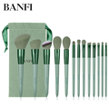 13pcs green withbags