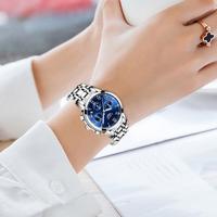 Silver blue S