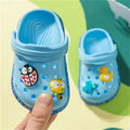 2018 Fashion New Summer Children Cartoon Characters Cave Shoes Boys And Girls Slippers sandals two wear Antiskid Slippers Beach preview-2