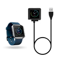 USB Charging Cable Replacement Charger For Smart Fitness Watch Blaze preview-3