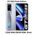 65W12GB 256GB Silver