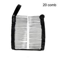 Black 20 comb
