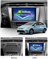 Android 10 For Toyota Prius 2009 2010 2011 2012 2013 Multimedia Stereo Car DVD Player Navigation GPS Radio preview-2