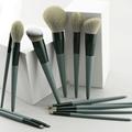 Makeup Brushes 13pcs Foundation Powder Blush Eyeshadow Concealer Lip Eye Make Up Brush With Bag Cosmetics Beauty Tool preview-1