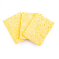 10 Pcs Yellow High Temperature Resistant Cleaning Sponge for Electric Soldering Iron Stand Welding Accessories Kit preview-4