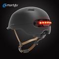 Smart4u City Urban Helmet Sport Adult Cycling Smart Signal Light CPSC/RoHS/EN1078/GB Certification Brake Sensor Lamp Weight 370g preview-1