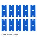 10pcs blue blade
