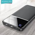KUULAA Power Bank 10000mAh Portable Charging PowerBank 10000 mAh USB PoverBank External Battery Charger For Xiaomi Mi 9 8 iPhone preview-1