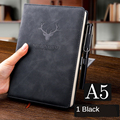 360 Pages Super Thick  A5 Journal Notebook Daily Business Office Work Notebook Simple Thick College Office Diary School Supplies preview-5