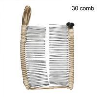 Gold 30 comb