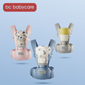 BC Babycare Ergonomic Baby Carrier Infant Adjustable Hipseat Sling Front Facing Travel Activity Gear Kangaroo Baby Wrap Carrier preview-3