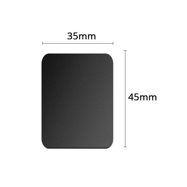 1PCS Black 35x45