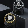 Automatic Watch Winder Box For Mechanical Watches Watch Shaker Brand Fashion Single Watch Box Rotator Luxury Transparent Glass preview-5