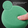 SPTA 29Pcs Imported Polishing Pad Kit with M14 Thread Back Plate&Adapter Fine Wool Pad Waxing Sponge Car Polish Buffing Pad Kit preview-4