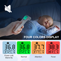 ELERA Baby Thermometer Infrared Digital LCD Body Measurement Forehead Ear Non-Contact Adult Fever IR Children Termometro preview-4