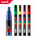 1pcs UNI Marker Marker PC-3M (POSCA) POP Poster Advertisement Water Resistant Office Student Painting Anime Hand-painted preview-1