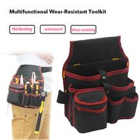 red tool bag