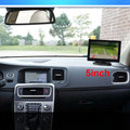 5 Inch Car Monitor TFT LCD Digital 800*480 16:9 Screen 2 Way Video Input or with Reverse Rear View Camera for Parking preview-5