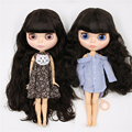 ICY DBS Blyth doll 1/6 bjd toy natural skin shiny face short hair white skin tan skin joint body 30cm girls gift anime girls preview-1