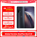 Global Version OnePlus Nord CE 5G MobilePhone 6.43 Inch AMOLED 90Hz Fluid Snapdragon 750G 5G Octa Core 64MP Triple Camera preview-1