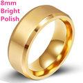 8mm Bright Gold