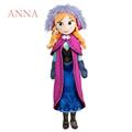 Queen Frozen 2 Elsa Plush Doll Princess Anna Elsa Doll Toys Elza Stuffed Plush Kids Toys Halloween Christmas Birthday Gift preview-5