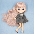 ICY DBS Blyth doll 1/6 bjd toy natural skin shiny face short hair white skin tan skin joint body 30cm girls gift anime girls preview-2