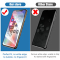 3PCS Full Cover Tempered Glass On the For iPhone 7 8 6 6s Plus X Screen Protector On iPhone X XR XS MAX SE 5 11 12 13 Pro Glass preview-5