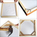 Solid WoodPicture Frame Painting Frame Factory Provides Picture DIY Frame Wall Painting 40X50 40X60 50X70 60X80 CM Gift Giving preview-3