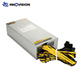 high efficiency Block Chain 2500W 2400W high-power computer power supply gpu server psu 10x6pin cable preview-5