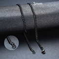3mm Black