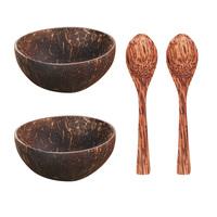 2 spoon 2 bowl