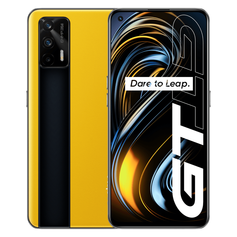 Original Realme GT 5G smartphone Google 120Hz 6.43'' Super AMOLED Snapdragon 888 Glass 4500mAh 65W Super Charge global ROM NFC preview-2