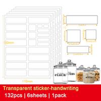 Transparent 6sheets