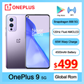 Global Rom OnePlus 9 5G Smartphone Snapdragon 888 Android 11 6.55'' 4500 mAh 120Hz Fluid AMOLED NFC Oneplus9 Mobile Phone preview-1