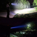 ZHIYU Adjustable Flashlight Strong Light Rechargeable LED Torch 18650 or 26650 Battery Zoom 5 Modes Outdoor Camping Emergency preview-6