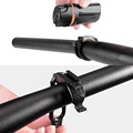 ROCKBROS Bicycle Front Light Waterproof 6 Light Modes Bike LED Lights 250 Lumens USB Rechargeable Cycling MTB Safety Flashlight preview-5