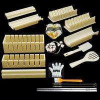 White Sushi Tool Set