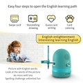 Rc Automatic Painting Learning Art Training Machine Intelligent Paint Robot Multiple Themes Pictures Drawing Robots Toy Gifts preview-3